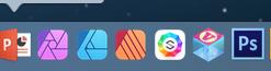 Existing Dock Icon